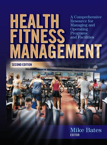 Health Fitness Management 2nd Edition