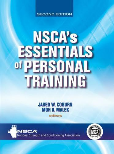 NSCA's Essentials of Personal Training 2nd Edition