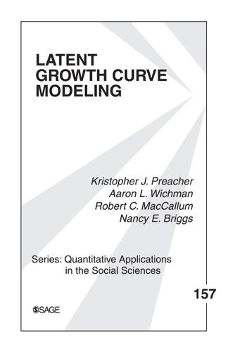 Latent Growth Curve Modeling