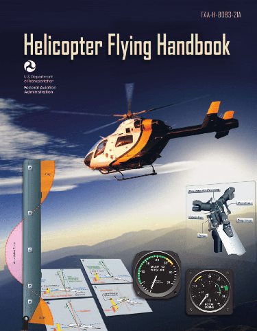 Helicopter Flying Handbook (PDF eBook)