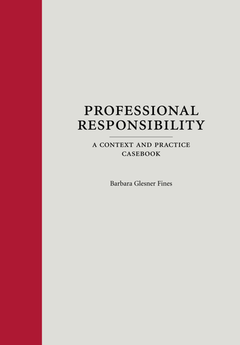 Professional Responsibility