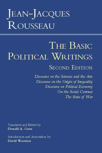 Rousseau: The Basic Political Writings