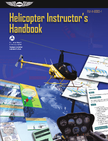 Helicopter Instructor's Handbook (PDF eBook)