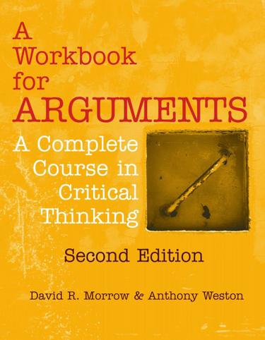 A Workbook for Arguments, Second Edition