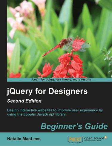jQuery for Designers Beginner's Guide Second Edition