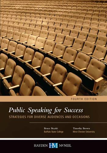 Public Speaking for Success: Strategies for Diverse Audiences and Occasions