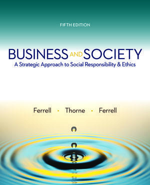 Business and Society, 5th edition