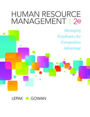 Human Resource Management, 2nd edition