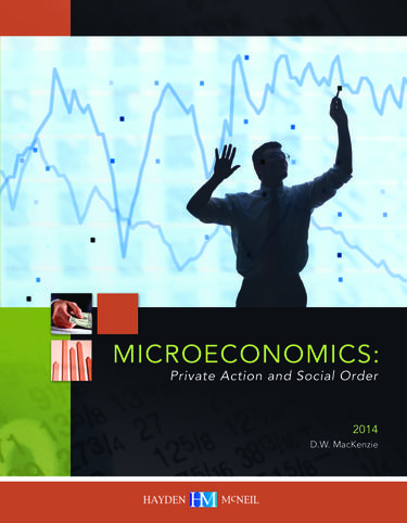 Microeconomics: Private Action and Social Order
