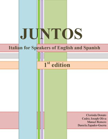 Juntos: Italian for Speakers of English and Spanish