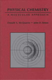 Physical chemistry a molecular approach 9780935702996 ebook features fandeluxe Choice Image