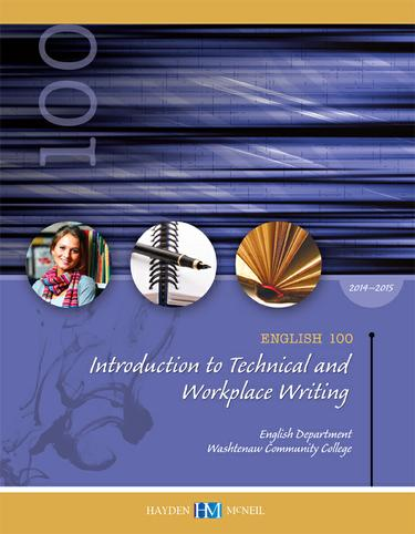 Introduction to Technical and Workplace Writing