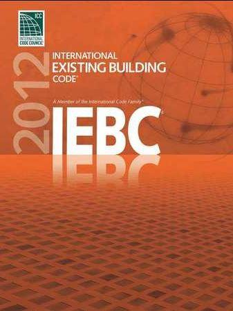 2012 International Existing Building Code (IEBC) (W/GA Amendments)