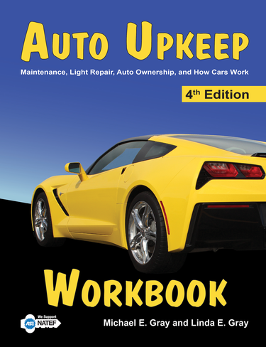 Auto Upkeep Workbook