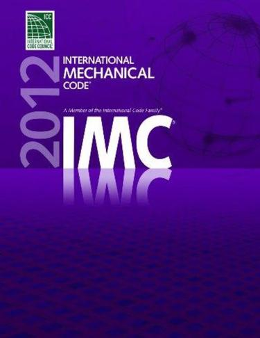 2012 International Mechanical Code (With Georgia Amendments) (IMC)