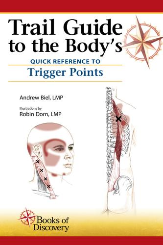 Trail Guide to the Body's Quick Reference to Trigger Points eBook