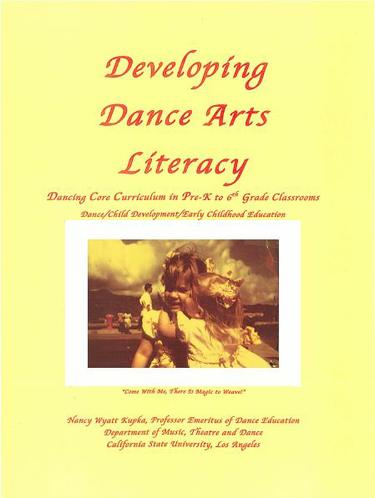 Developing Dance Arts Literacy