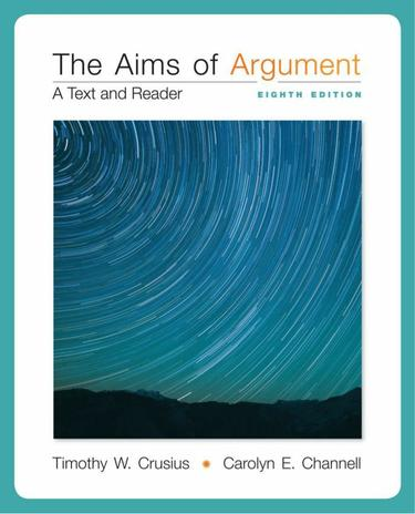 Aims of Argument: Text & Reader