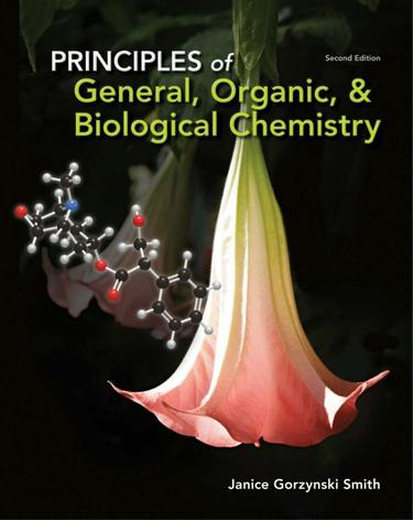 Principles of General Organic & Biological Chemistry