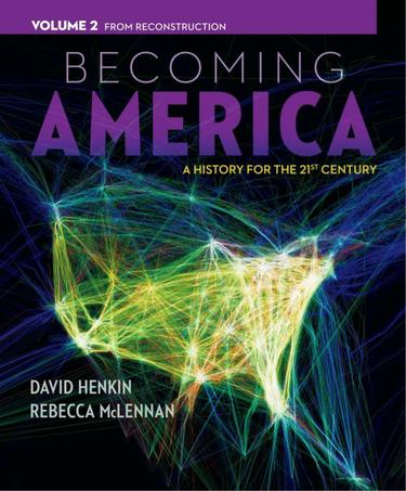 Becoming America Volume 2