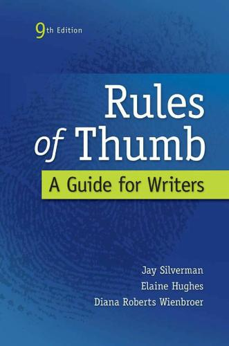 Rules of Thumb