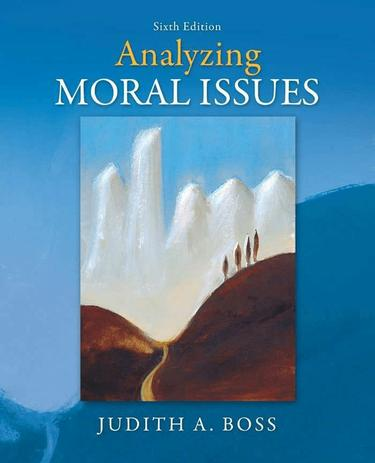 an analysis of the issue of moral responsibility How, exactly, should we think through an ethical issue some moral issues create controversies simply because we do not bother to check the facts.