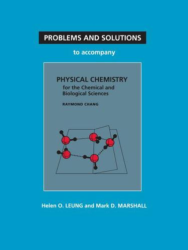 Physical chemistry for the chemical and biological sciences ebook features fandeluxe Images